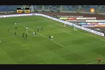 12.ª J.: Vídeos do Académica-FC Porto