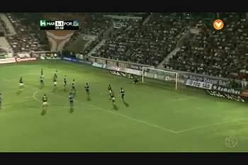 2.ª J: Marítimo - FC Porto
