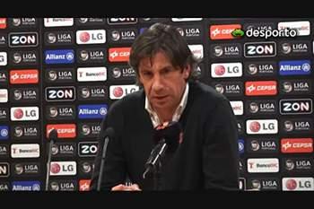 Paulo Alves «Merecemos estar na final»