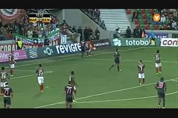Lances Marítimo - Benfica