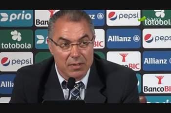 """Augusto Inácio: """"Teremos de vestir o fato de macaco"""""""
