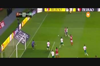 32.ª J: SC Braga - Marítimo