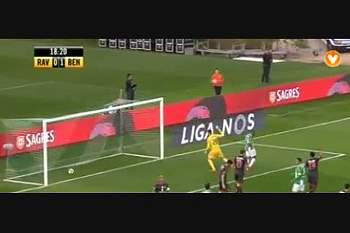 Liga (26ª J): Resumo Rio Ave 2-1 Benfica