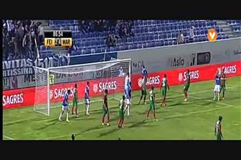 Taça da Liga: Feirense - Marítimo