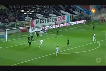 11.ª J: Boavista - Sporting