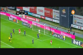 9.ª J: SC Braga - Belenenses