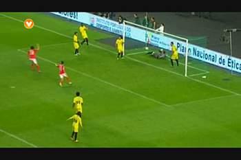 Benfica, Golo, Saviola, 83m, 2-1