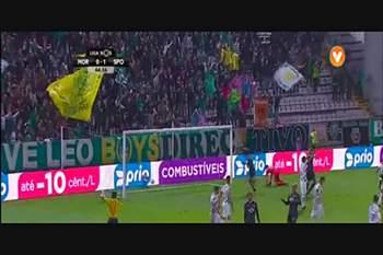 30.ªJ: Moreirense-Sporting 15/16