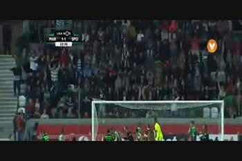 18ª J: Marítimo - Sporting 16/17