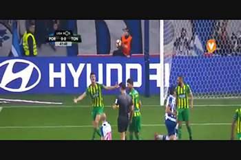 22ª J: FC Porto - Tondela 16/17