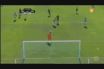 3.ªJ: Moreirense - Marítimo 16/17