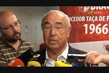 """Antigo capitão do SC Braga pede um """"bom espetáculo"""" no Jamor"""
