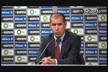 L. Jardim: «Resultado não traduz o que aconteceu»