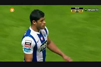 Especial: Hulk decisivo no Sp. Braga - FC Porto