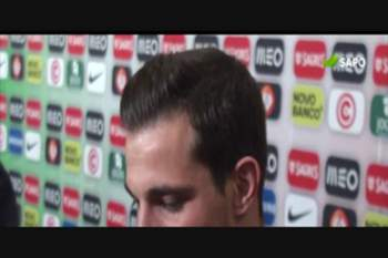 """Cédric Soares: """"Esta vitória foi muito importante perante os nossos adeptos"""""""