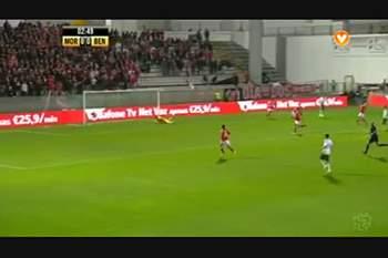 22ª J: Moreirense - Benfica 14/15
