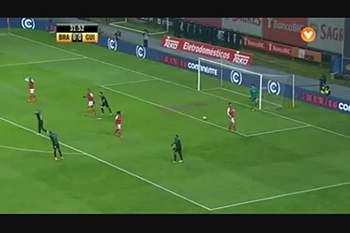 12.ª J: Vídeos do SC Braga-V. Guimarães