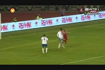 Qual. Mundial2014: Azerbaijão-Portugal