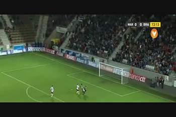 TL 16/17: Marítimo - SC Braga