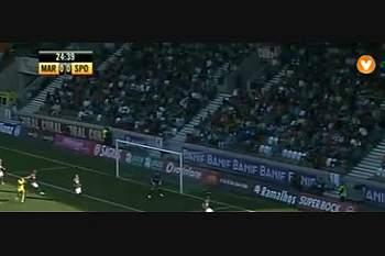 25.ª J: 14/15: Marítimo-Sporting
