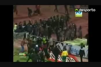 Confrontos no Egito