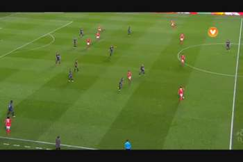 25ª J: Benfica - Belenenses 16/17