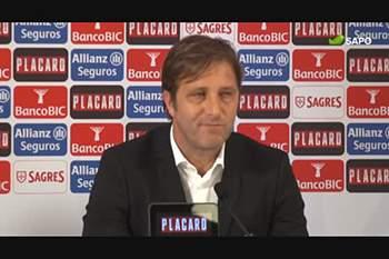 """Pedro Martins: """"Estamos tristes mas também temos de estar orgulhosos"""""""