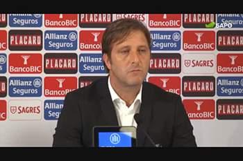 """Pedro Martins: """"Não tenho dúvidas de que o Vitória vai ser o quarto grande"""""""