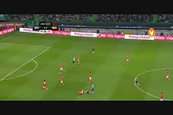 30.ª J: Sporting-Benfica 16/17