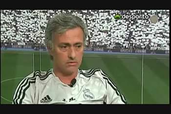 Entrevista José Mourinho 2011