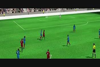 Portugal - França: golo de Éder que deu o título a Portugal, 109'