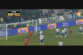 15ª J: Gil Vicente-FC Porto