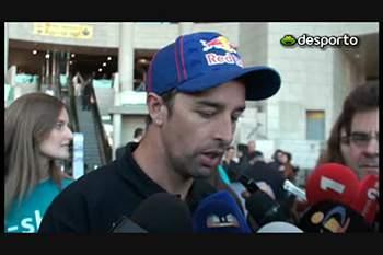 Dakar 2012: Portugueses em prova