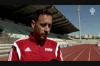 Artur Soares Dias será vídeo-árbitro na Taça das Confederações