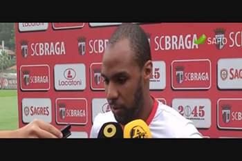 """Wilson Eduardo: """"Não guardo mágoa ao Sporting"""""""
