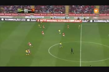 2.ª J: Arouca - Benfica