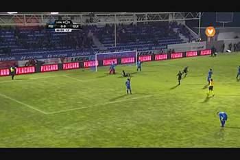 17.ª J. 16/17: Feirense - V. Guimarães