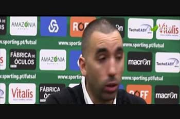 Futsal: Benfica campeão 2014/15