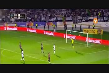 Taça Portugal: D. Chaves - V. Guimarães (16/17)