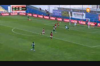 TP: Vilafranquense-Sporting 15/16
