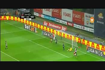 33.ª J. SC Braga - Nacional 16/17