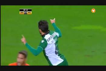 TL: Sporting - Paços de Ferreira 15/16