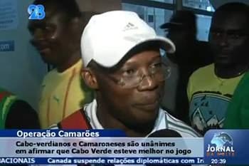 Seleção de Futebol de Cabo Verde