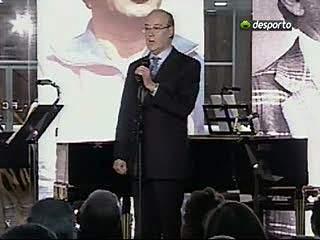 Homenagem a José Maria Pedroto