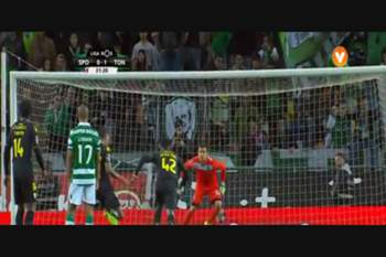 18ªJ: Sporting - Tondela 15/16