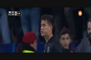 TC: Gafanha - FC Porto 16/17