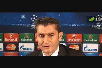 """Valverde """"Temos que ter em conta a qualidade do rival"""""""