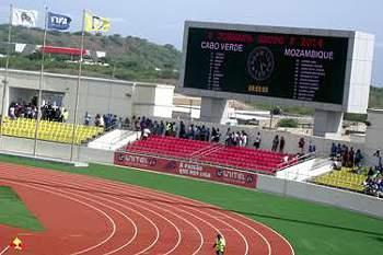 Estádio Nacional Cabo Verde