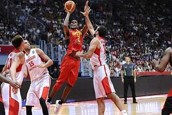 Angola é o atual detentor do troféu.