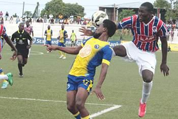 Maxaquene e Costa do Sol disputam a 2ª eliminatória da Taça de Moçambique.